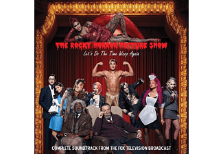 Rocky Horror Picture Show - Complete Soundtrack From The Fox Television - (CD)