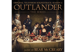 Bear McCreary - Outlander/OST/SeaSon.2 [CD]