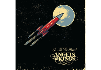 Angels Or Kings - Go Ask The Moon [CD]