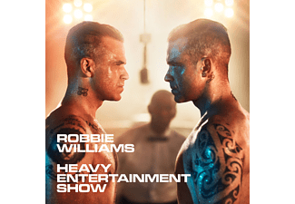 Robbie Williams - The Heavy Entertainment Show (CD + DVD)