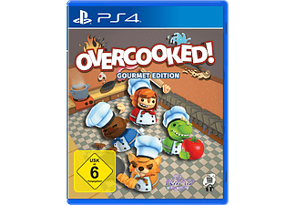 Overcooked! (Gourmet Edition) [PlayStation 4]