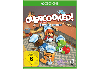 Overcooked! (Gourmet Edition) [Xbox One]