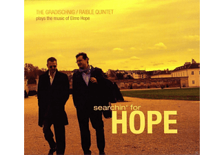 The Gradischnig, Raible Quintet - Searchin' for HOPE - (CD)