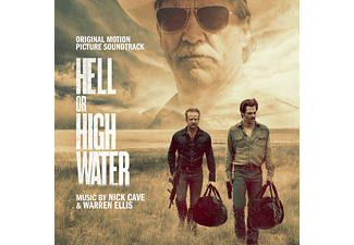 Nick Cave, Warren Ellis - Hell Or High Water - (CD)
