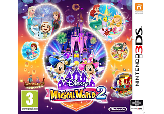 Disney Magical World 2 Nintendo 3DS