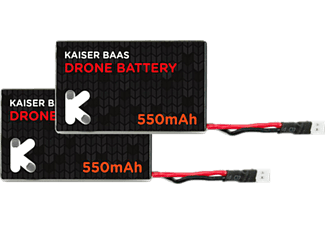 KAISER BAAS 2 x Alpha Drone Battery