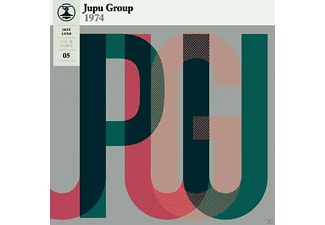 Jupu Group - Jazz-Liisa 5 (Green) - (LP + Download)