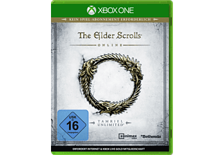 The Elder Scrolls Online: Tamriel Unlimited (Software Pyramide) [Xbox One]