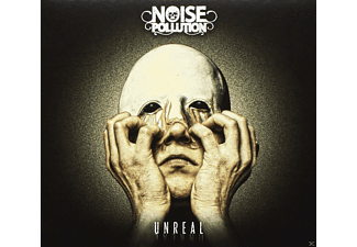 Noise Pollution - Unreal - (CD)