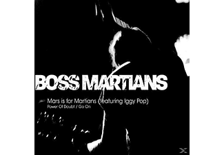 Boss Martians - mars is for martians [Vinyl]