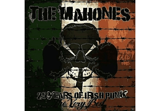 The Mahones - The Very Best: 25 Years Of Irish Punk [CD]