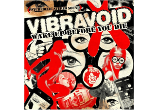Vibravoid - Wake Up Before You Die Special Edit [CD]