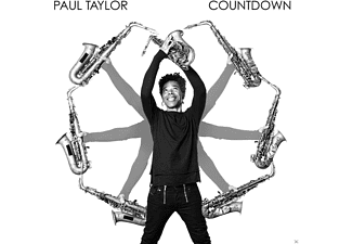 Paul Taylor - Countdown - (CD)