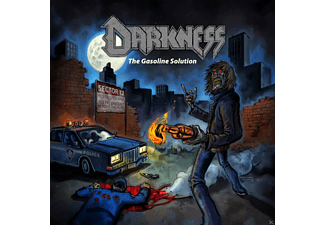 The Darkness - The Gasoline Solution - (CD)