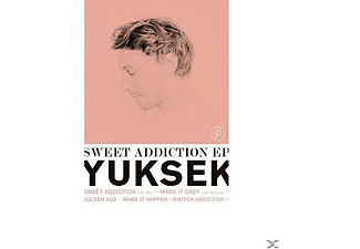 Yuksek - Sweet Addiction (12Inch+DL) - (Vinyl)