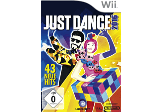 Just Dance 2016 (Software Pyramide) [Nintendo Wii]
