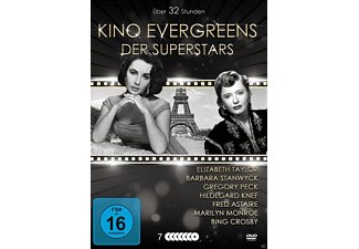 Kino Evergreens der Superstars [DVD]
