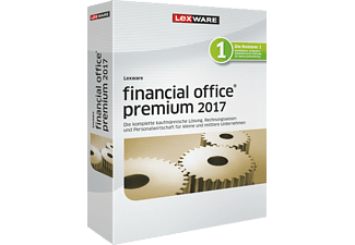 financial office premium 2017 Jahresversion (365-Tage)