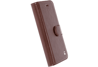 KRUSELL Ekerö Foliowallet 2-in-2 iPhone 7 - Brun