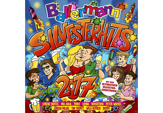 VARIOUS - Ballermann Silvesterhits 2017 - (CD)