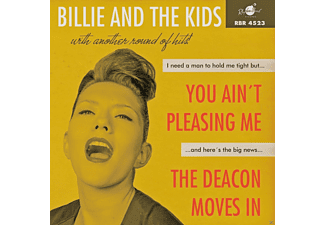 Billie And The Kids - You Ain't Pleasing Me/The Deacon Moves In [Vinyl]