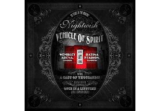 Nightwish - Vehicle Of Spirit [CD]
