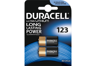 DURACELL Specialty Ultra 123 (CR17345) Batterie