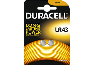 DURACELL Specialty LR43 Knopfzelle