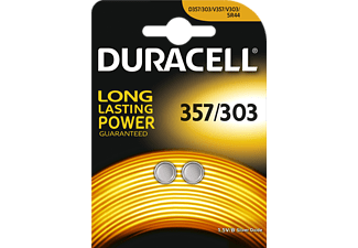DURACELL Specialty 357/303 Knopfzelle