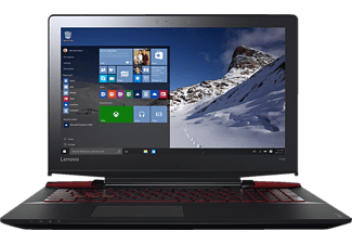 LENOVO IdeaPad Y700, Gaming-Notebook mit 15.6 Zoll Display, Core™ i5 Prozessor, 8 GB RAM, 1 TB HDD, 128 GB SSD, GeForce GTX 960M, Schwarz