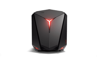 LENOVO IdeaCentre Y710 Cube, Gaming-PC mit Core™ i5 Prozessor, 8 GB RAM, 2 TB HDD, 128 GB SSD, GeForce GTX 1070