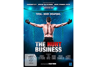 The Hurt Business - (DVD)