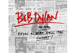 Bob Dylan - The Real Royal Albert Hall 1966 Concert (CD)
