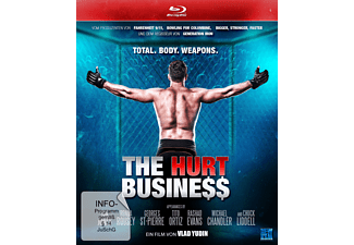 The Hurt Business - (Blu-ray)