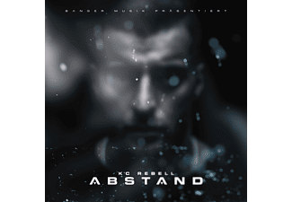 KC Rebell - Abstand - (CD + DVD Video)