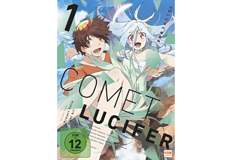 Comet Lucifer 1-6 - (DVD)