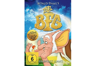 The Big Friendly Giant - Sophie und der Riese - (DVD)