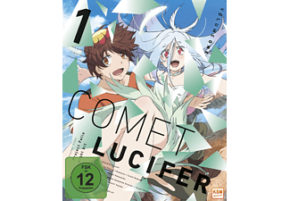 Comet Lucifer 1-6 - (Blu-ray)