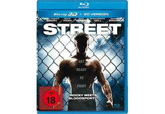 Street - Get Ready To Fight [3D Blu-ray]