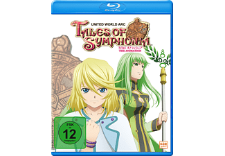 Tales of Symphonia The Animation: United World Arc 2011 (3 OVAs) - (Blu-ray)