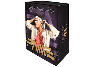 Leon Machère - F.A.M.E. Limited Edition, Box-Set [CD + Merchandising]