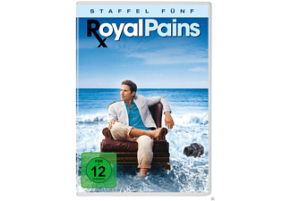 Royal Pains - Staffel 5 - (DVD)