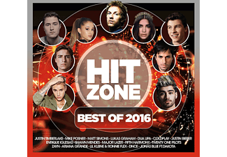 VARIOUS - 538 HITZONE - BEST OF 2016