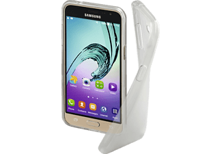 Crystal Clear  Samsung Galaxy J3 (2016) Thermoplastisches Polyurethan (TPU) Transparent