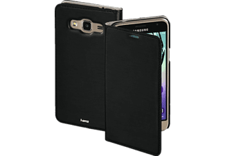 HAMA Slim, Bookcover, Galaxy J3 (2016), High-Tech-PU, Schwarz