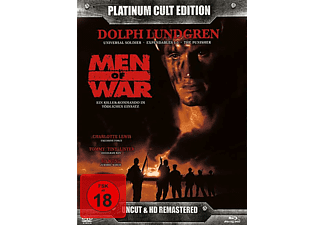 MEN of WAR (3 DISC EDITION) - (Blu-ray + DVD)