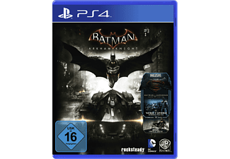 Batman: Arkham Knight - Game of the Year Edition (Software Pyramide) - PlayStation 4