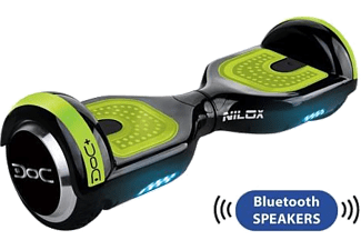 NILOX Doc Hoverboard Plus Black 6.5 Bluetooth