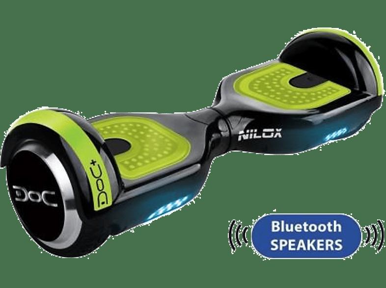 NILOX Doc Bt Hoverboard Black 6.5 hobby   φωτογραφία fitness ποδήλατα   πατίνια