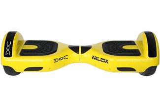 NILOX Doc Hoverboard Yellow 6.5